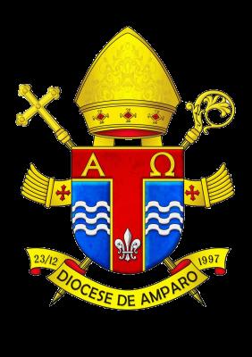 BRASÃO DIOCESE DE AMPARO