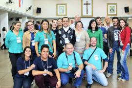 Encontro Pascom Diocese de Amparo