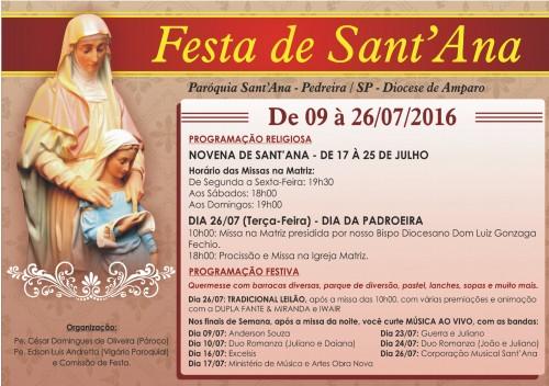 Festa Santana