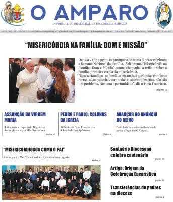 O Amparo_ capa
