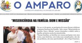 O Amparo_ página inicial