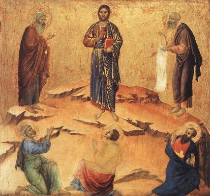 transfiguração-do-Senhor