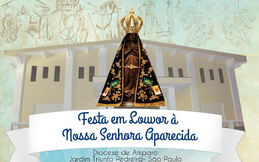 Mensagem De Nossa Senhora Aparecida Que Ela Cuide De: FESTA DA PADROEIRA NA PARÓQUIA NOSSA SENHORA APARECIDA DO