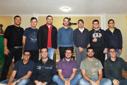 Seminaristas Diocese de Amparo