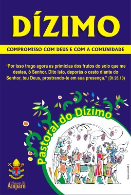 Cartaz Dízimo_ jornal  Amparo