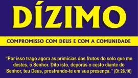 Dízimo_ jornal  Amparo