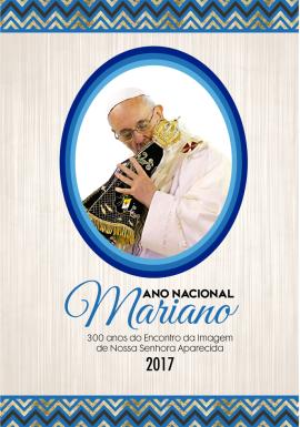 Cartaz Ano Mariano