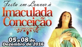 Imaculada Conceição – Paróquia Santo Antônio