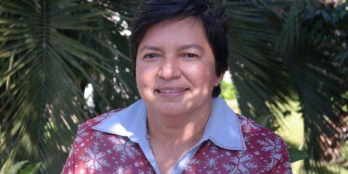 Coordenadora Nacional da Pastoral da Criança, Ir. Veneranda Alencar