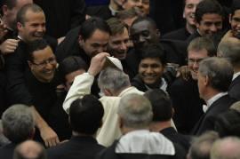Papa aos seminaristas