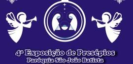 presépios São João Batista