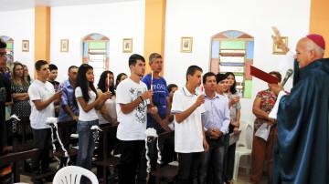 Crisma Com São João Batista_Santuário-39