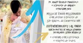 link face convite Pe. André