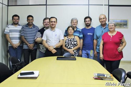 reunião Pascom regional