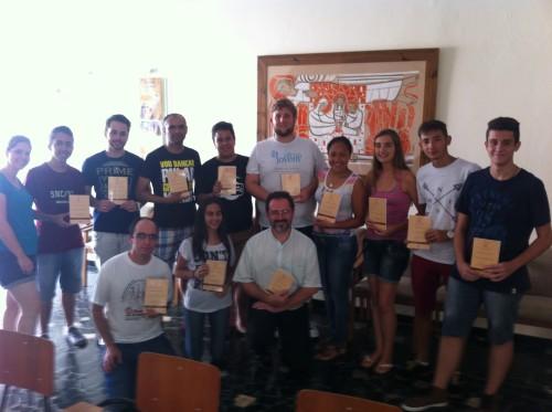 reunião setor juventude