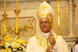 1 ano de bispo de amparo