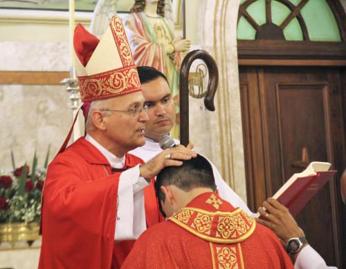 Missa de envio Missão Pe. André-82
