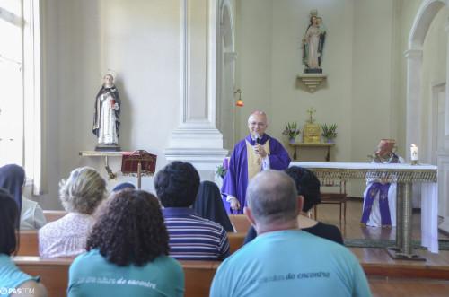 missa encontro diocesano da Pascom