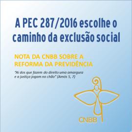 nota CNBB