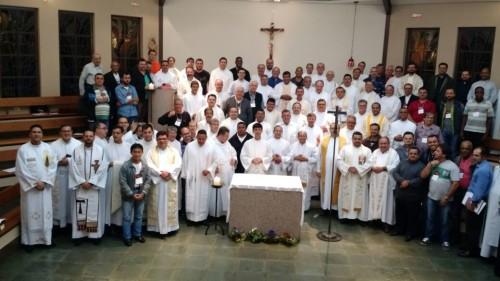 2ª Formação para Diretores Espirituais do Encontro de Casais com Cristo do Regional Sul 1