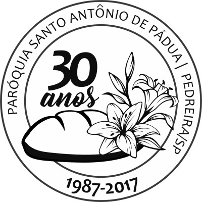 selo30anos Santo Antonio Pedreira