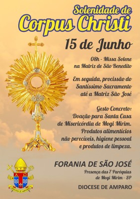 Corpus Christi Forania São José