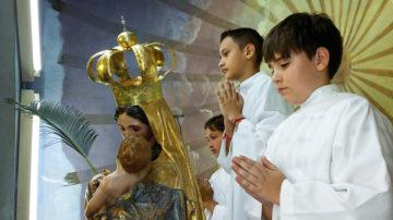 Coroação Nossa Senhora do Amparo-3