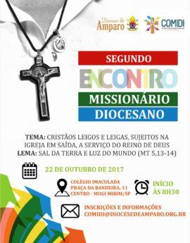 2º Encontro Missionário Diocesano