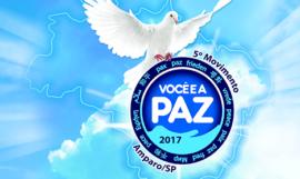 Você e a Paz 2017