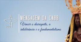 mensagem CNBB