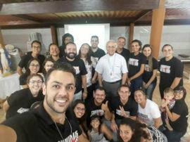 Dom Luiz visita Comunidade Amor Fraterno-5