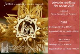 Catedral_Programação Natal
