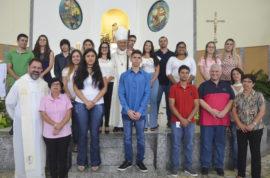 Crisma São Sebastião