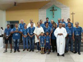 Paróquia São Pedro Apóstolo_Terço dos Homens