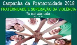 Campanha da Fraternidade Paróquia Divino Espírito Santo