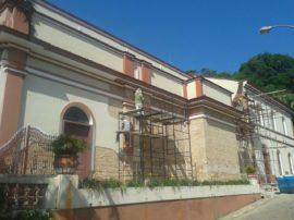 Reforma Santuário Diocesano
