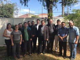 Pastoral da Comunicação reúne-se para planejar encontro regional