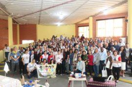 Comire realiza 38º Encontro Missionário Estadual