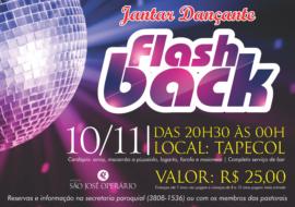 Cartaz Flash Back_São José Operário