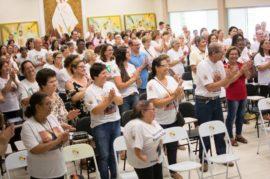 Encontro Diocesano Pastoral da Saúde (2)