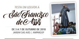 Festa de São Francisco_Amparo – site