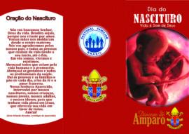 Folder Dia do Nascituro_Pastoral Familiar