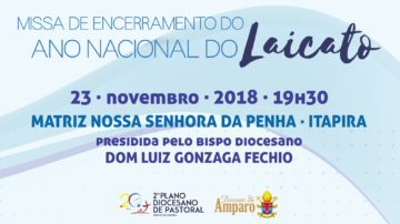 Missa encerra ano do laicato_site